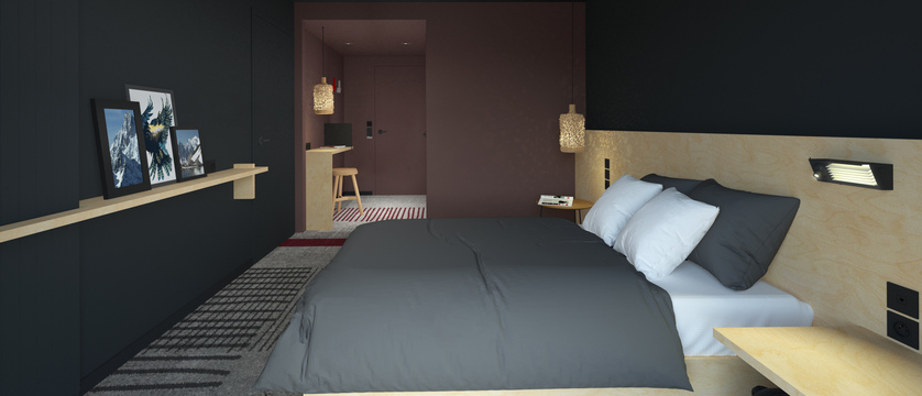 Double bedroom - 3* Access